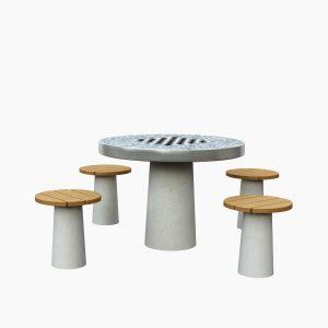stolik rekreacyjny 7600